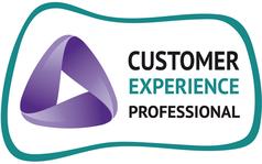 Customer experience professional badges ku 2020 2 01