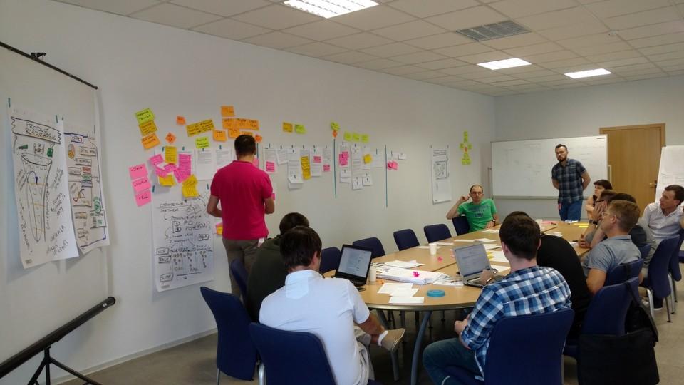 Agile Product Roadmapping—как это было в IPLand