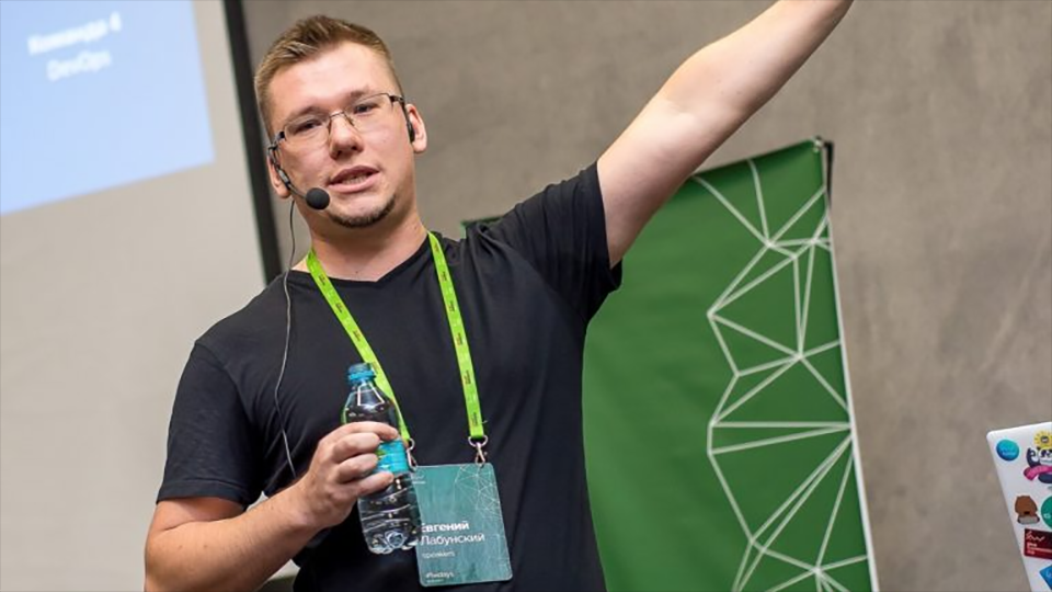 Евгений Лабунский дал интервью журналу Indigo