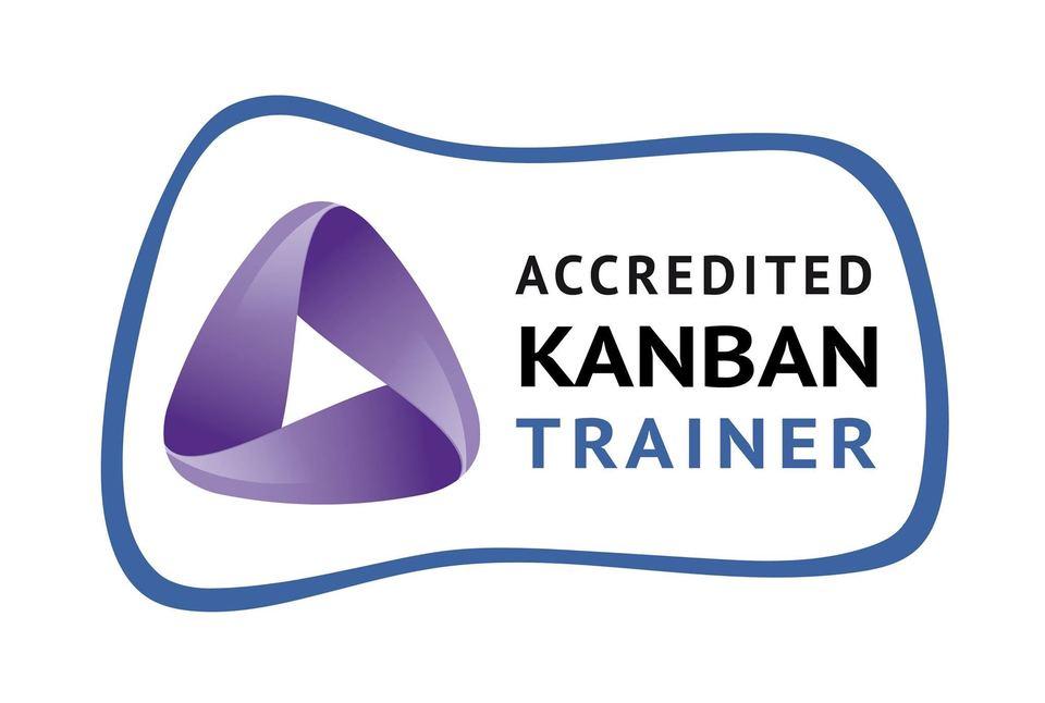 Миша Глущенко получил звание Accredited Kanban Trainer
