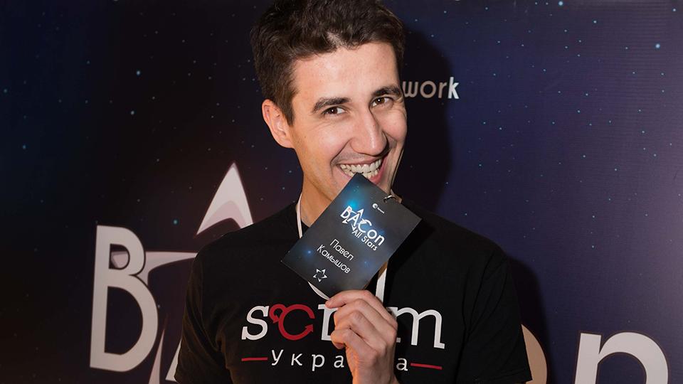 Павел Камышов выступил на ITNetwork BACon AllStars '18