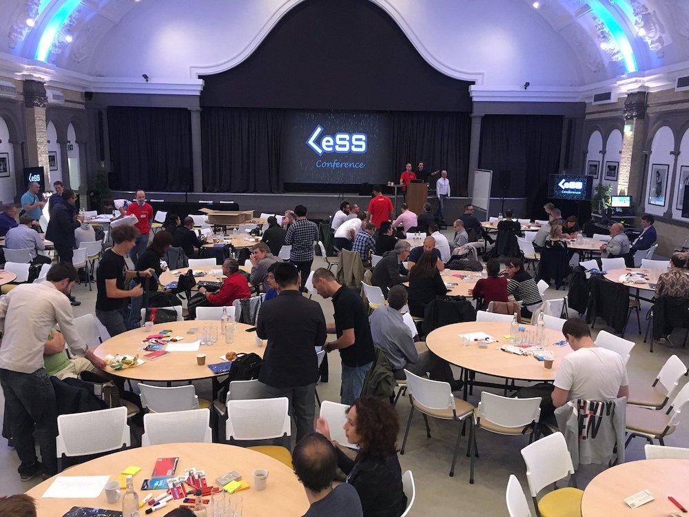 LeSS Conference Munich 2019
